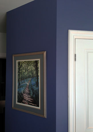 Pitch Blue (Farrow and Ball)
